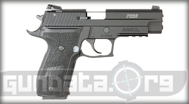 Sig Sauer P226 Classic 22 Beavertail Photo 2