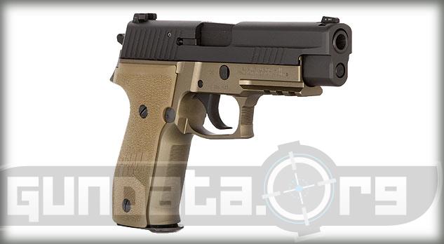 Sig Sauer P226 Combat Photo 3