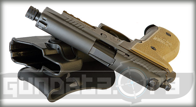 Sig Sauer P226 Combat TB Photo 4