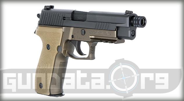 Sig Sauer P226 Combat TB Photo 3