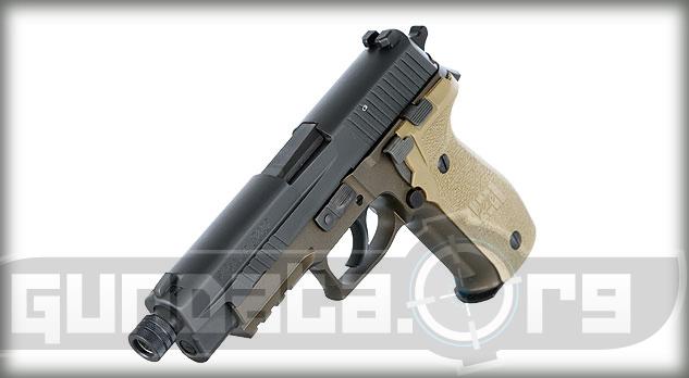 Sig Sauer P226 Combat TB Photo 5