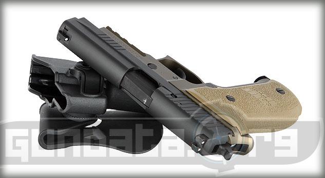 Sig Sauer P226 Combat Photo 4