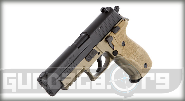 Sig Sauer P226 Combat Photo 5