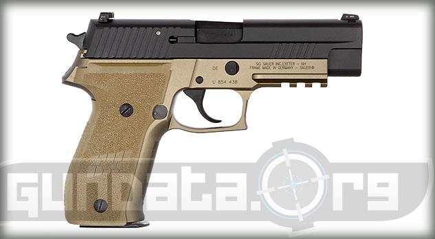 Sig Sauer P226 Combat Photo 2