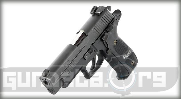 Sig Sauer P226 Elite Dark Photo 3