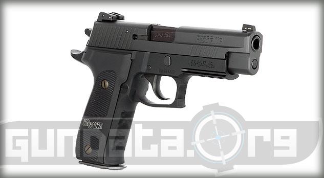 Sig Sauer P226 Elite Dark Photo 5