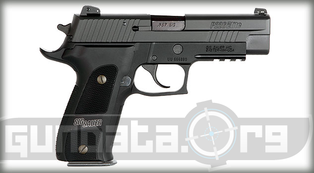 Sig Sauer P226 Elite Dark Photo 2