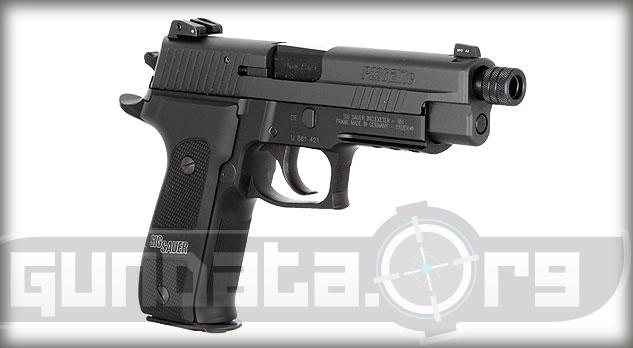 Sig Sauer P226 Elite Dark Threaded Photo 5