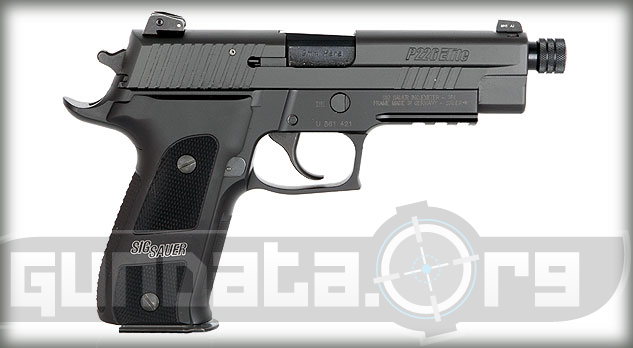 Sig Sauer P226 Elite Dark Threaded Photo 2