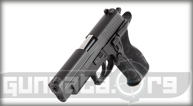 Sig Sauer P226 Enhanced Elite Photo 3