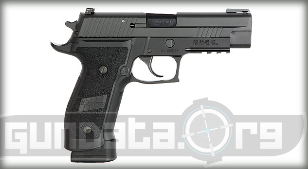 Sig Sauer P226 Tactical Operations Photo 2