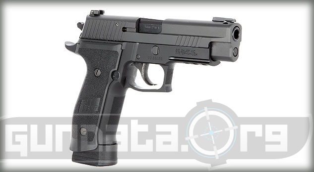 Sig Sauer P226 Tactical Operations Photo 4
