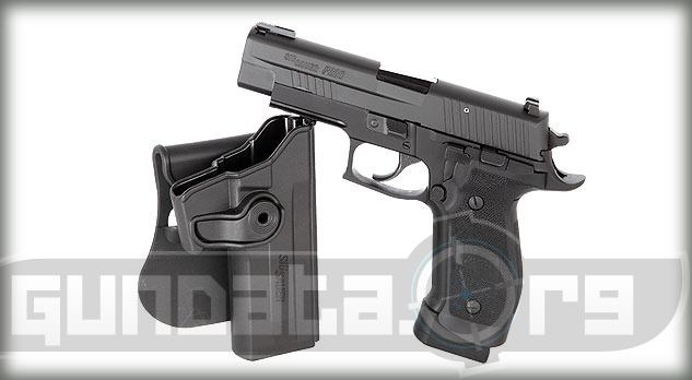 Sig Sauer P226 Tactical Operations Photo 3
