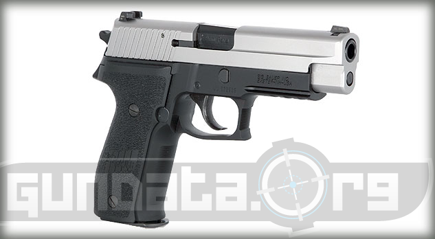 Sig Sauer P226 Two Tone Photo 4