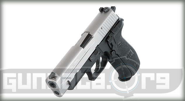 Sig Sauer P226 Two Tone Photo 2