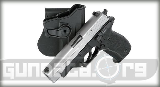 Sig Sauer P226 Two Tone Photo 3