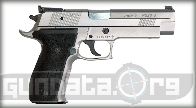 Sig Sauer P226 X Five Allround Photo 2