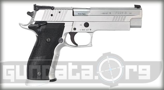 Sig Sauer P226 X-Five Competition Photo 2
