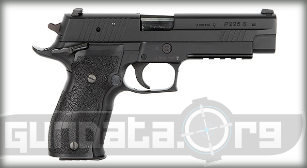 Sig Sauer P226 X Five Tactical Photo 2
