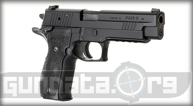 Sig Sauer P226 X Five Tactical Photo 3