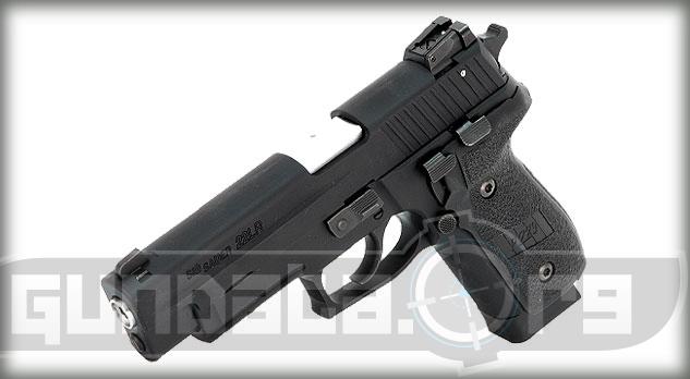 Sig Sauer P229 Classic 22 Photo 5