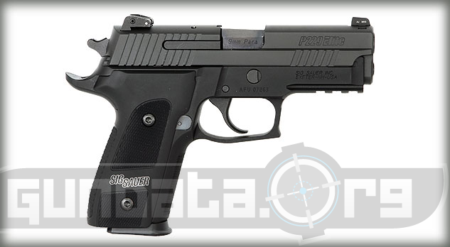 Sig Sauer P229 Elite Dark Photo 2