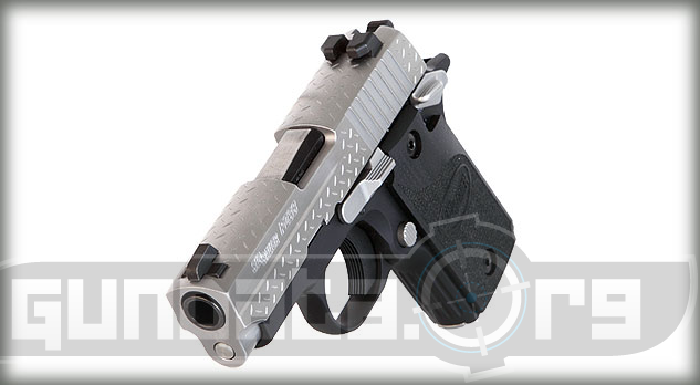 Sig Sauer P238 Diamond Plate Photo 3