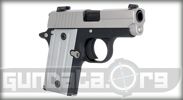 Sig Sauer P238 Two Tone Photo 3