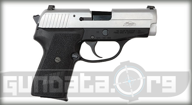 Sig Sauer P239 SAS Two Tone Photo 2