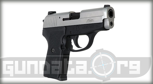 Sig Sauer P239 SAS Two Tone Photo 5