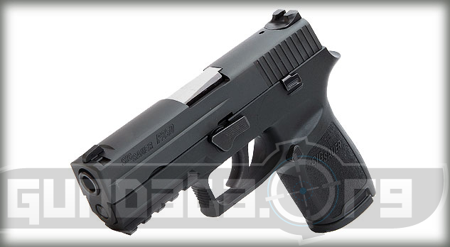Sig Sauer P250 Compact Photo 5