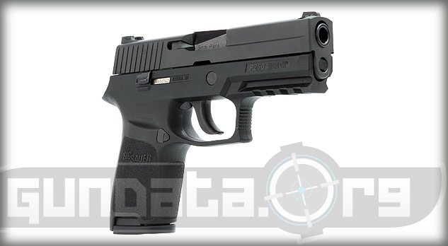 Sig Sauer P250 Compact Photo 3
