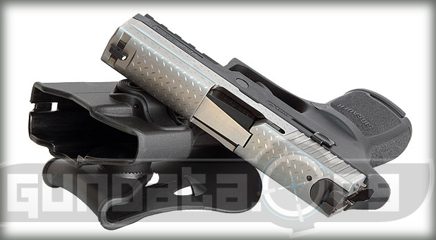 Sig Sauer P250 Diamond Plate Photo 4