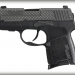 Sig Sauer P290 Black Diamond Plate