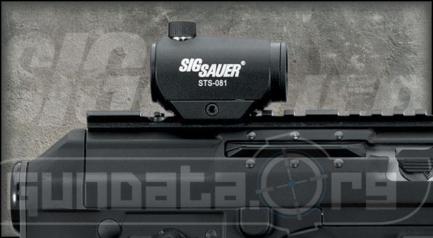 Sig Sauer P556 Pistol Photo 2