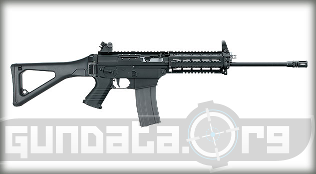 Sig Sauer SIG556 SWAT Patrol Rifle Photo 2