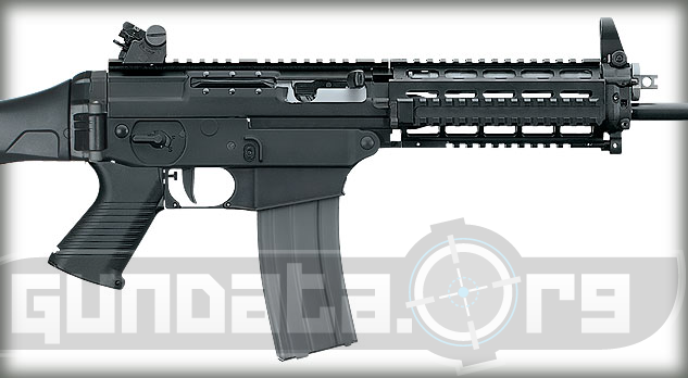 Sig Sauer SIG556 SWAT Patrol Rifle Photo 4