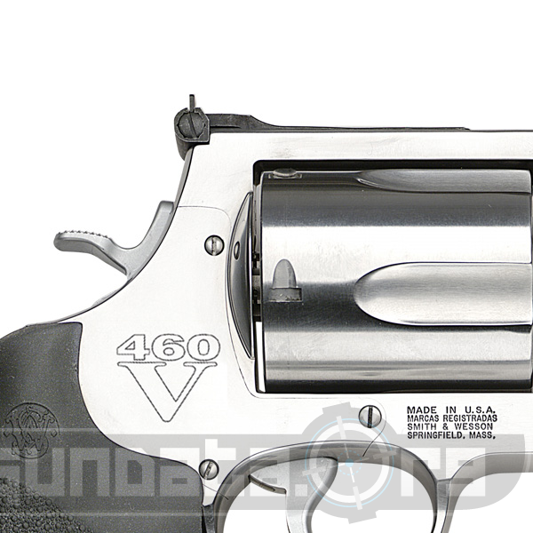 Smith & Wesson 460V Revolver Photo 3