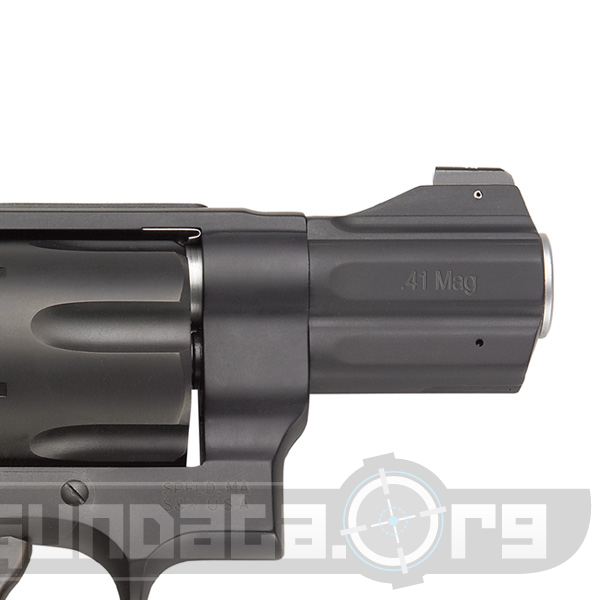 Smith & Wesson Model 357 Night Guard Photo 2