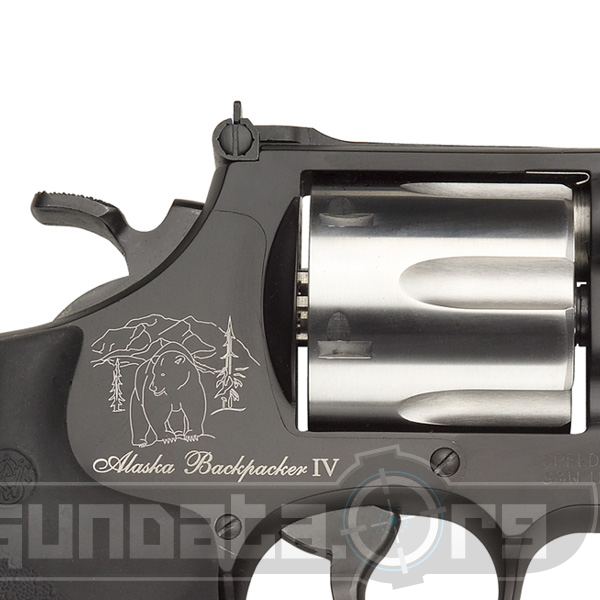 Smith and Wesson 329PD Alaska Backpacker Photo 3