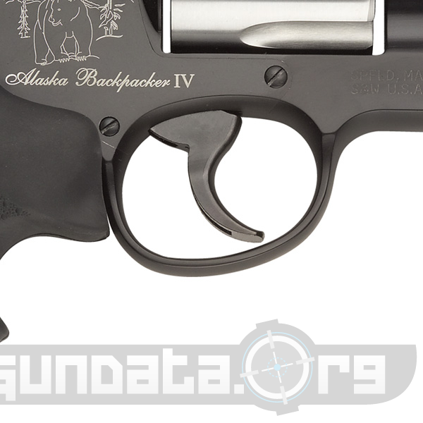 Smith and Wesson 329PD Alaska Backpacker Photo 4