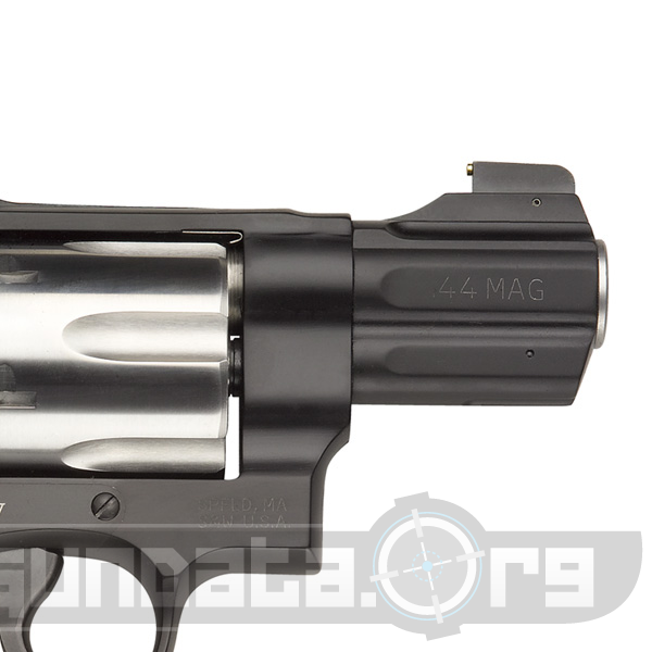 Smith and Wesson 329PD Alaska Backpacker Photo 2