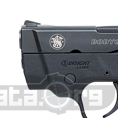 Smith and Wesson Bodyguard 380 Photo 2