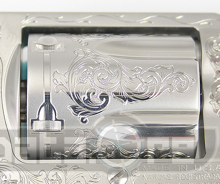 Smith and Wesson Custom Engraved Model 60 Photo 4
