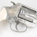 Smith and Wesson Custom Engraved Model 60 Photo 1