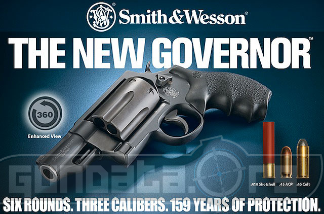 Smith and Wesson Governor Photo 5