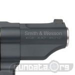 Smith and Wesson Governor Photo 2