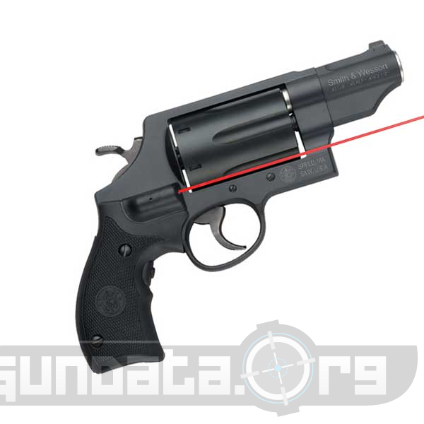 Smith and Wesson Governor w Laser Grips Photo 4