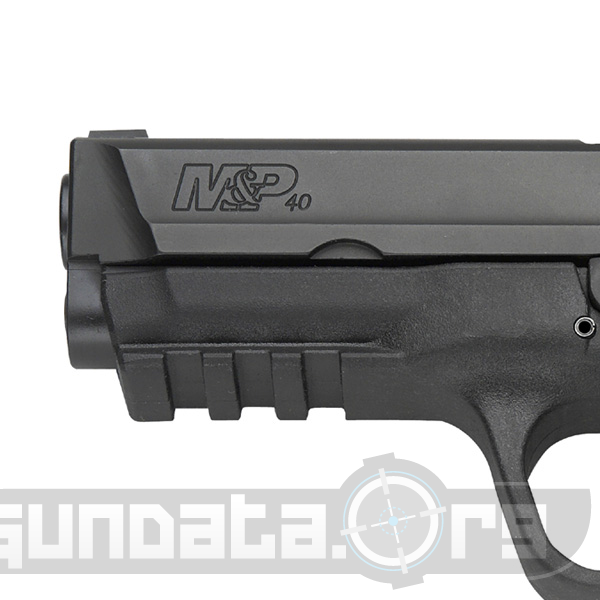 Smith and Wesson M and P .40 Photo 2