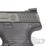 Smith and Wesson MP Compact .357 Sig. Photo 3
